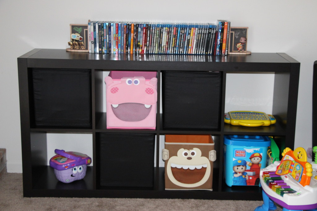 Perfect Cube Toy Storage Designs