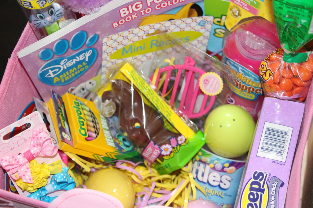 Toddler easter baskets non traditional sarah rae vargas non traditional toddler easter basket ideas negle Gallery
