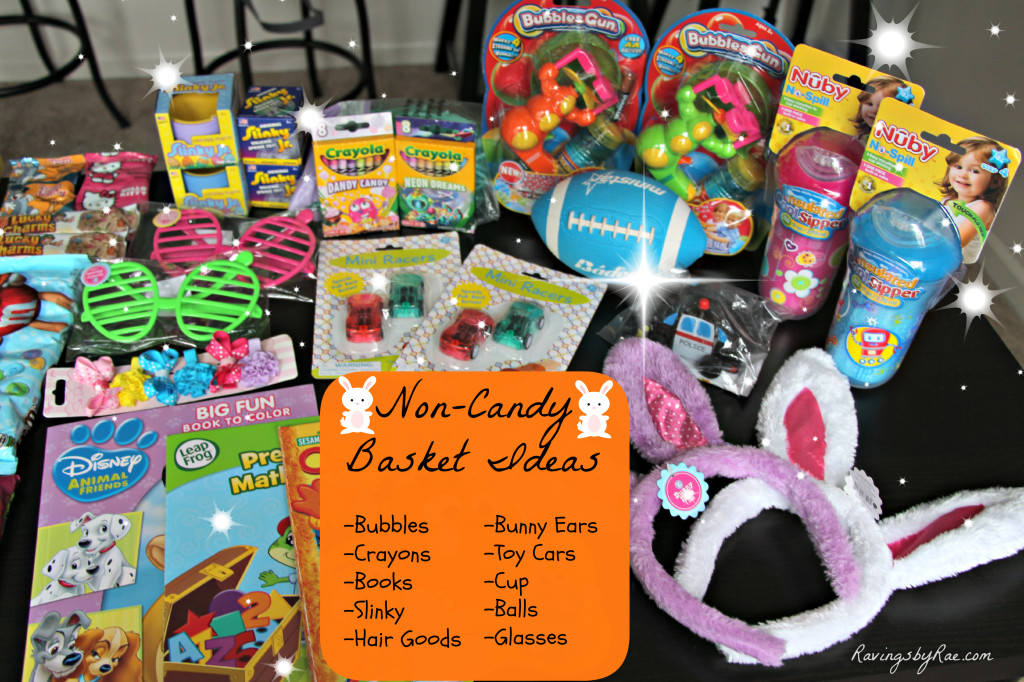 Toddler easter baskets non traditional sarah rae vargas non candy basket ideas negle Images