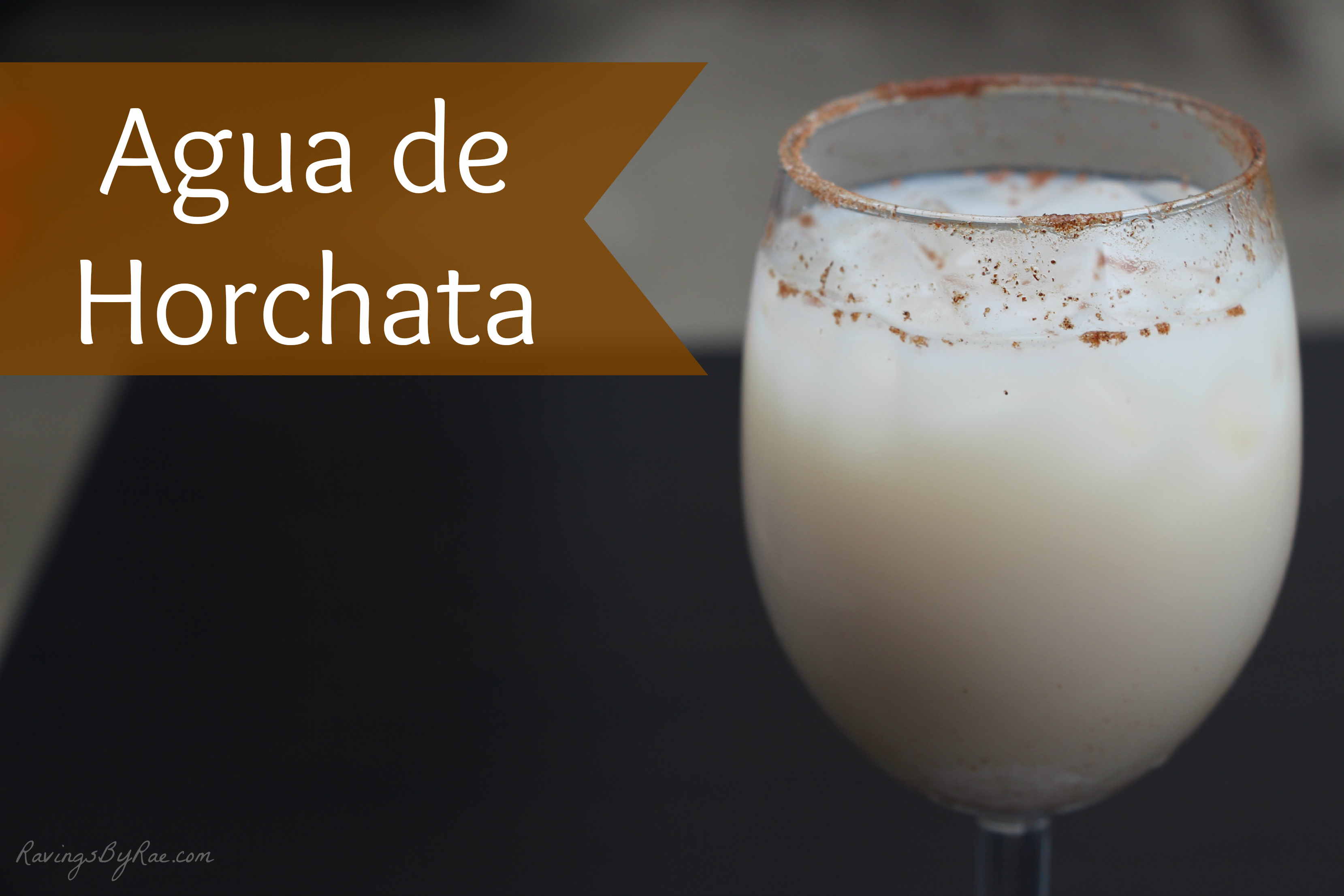 Brown Rice Horchata Recipes — Dishmaps