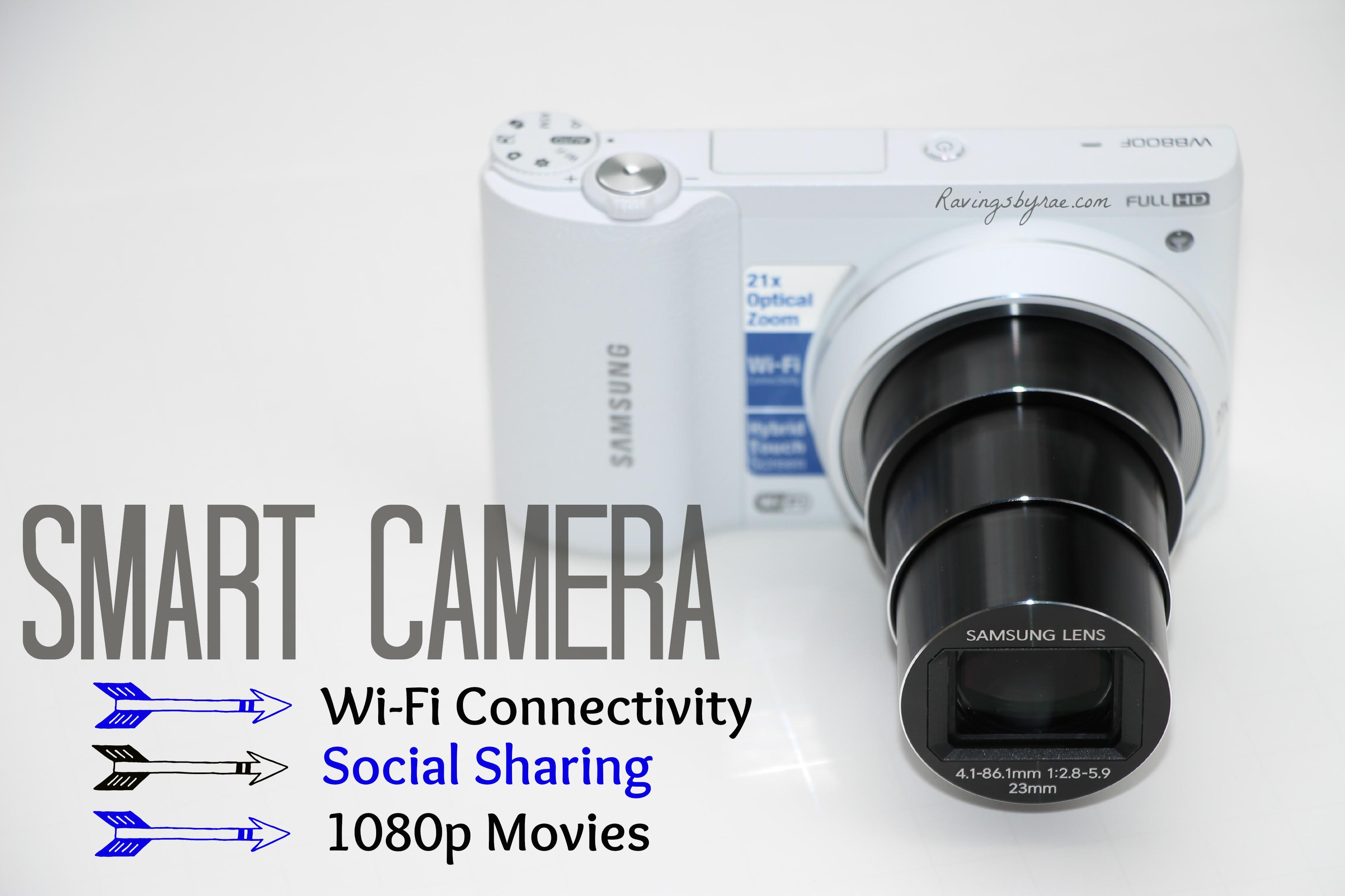 Beautiful Photography and Wi-Fi with Samsung Smart Cameras #PixBundle via @RavingsByRae