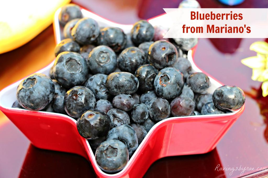 Blueberries From Mariano's #MyMarianos #cbias