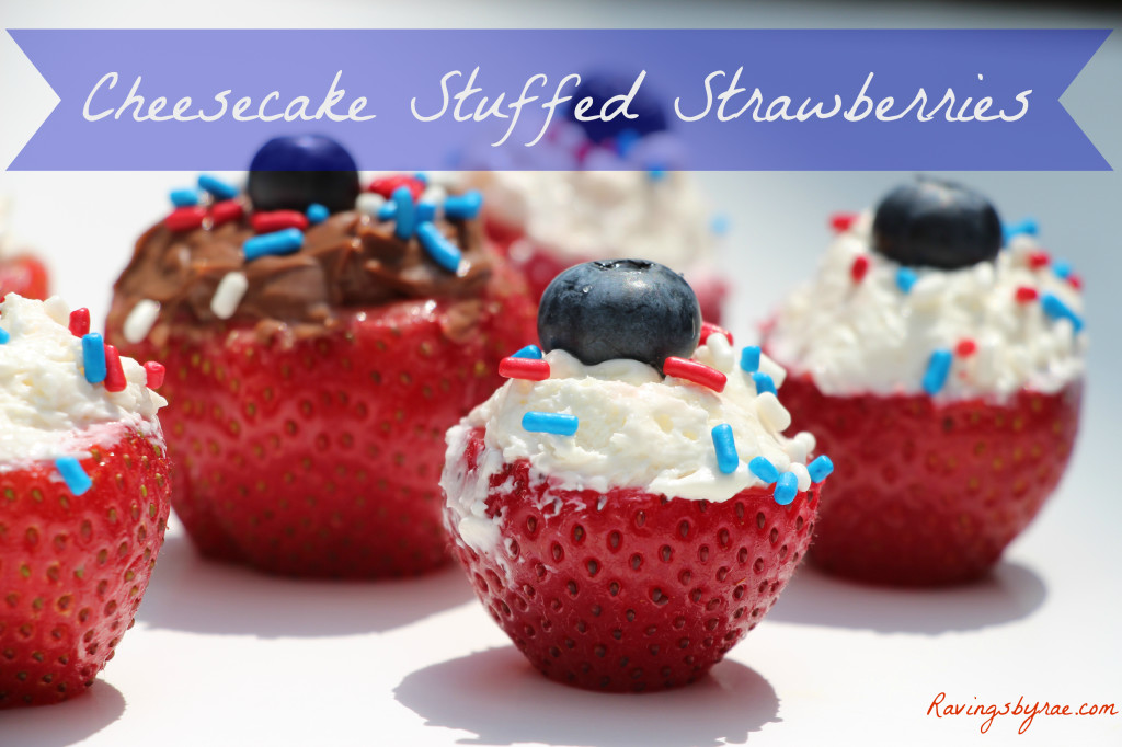 Cheesecake Stuffed Strawberries #MyMarianos #cbias