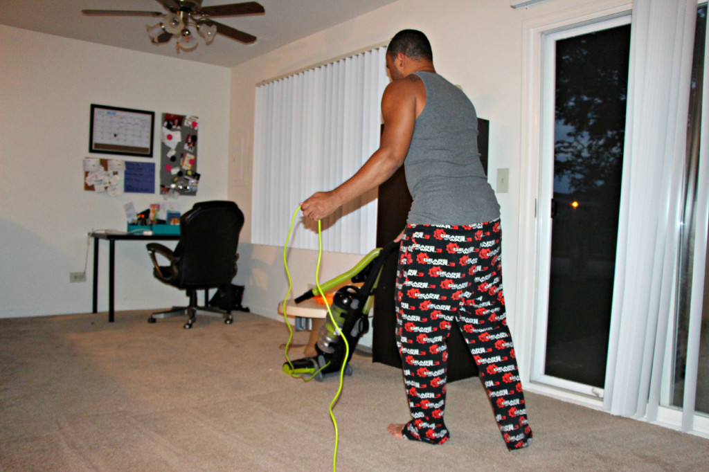 My New Lightweight Eureka Vacuum Cleaner Sarah Rae Vargas