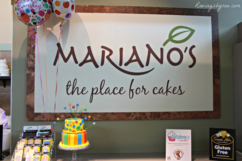 Mariano's Grand Opening in Elmhurst! - Sarah Rae Vargas