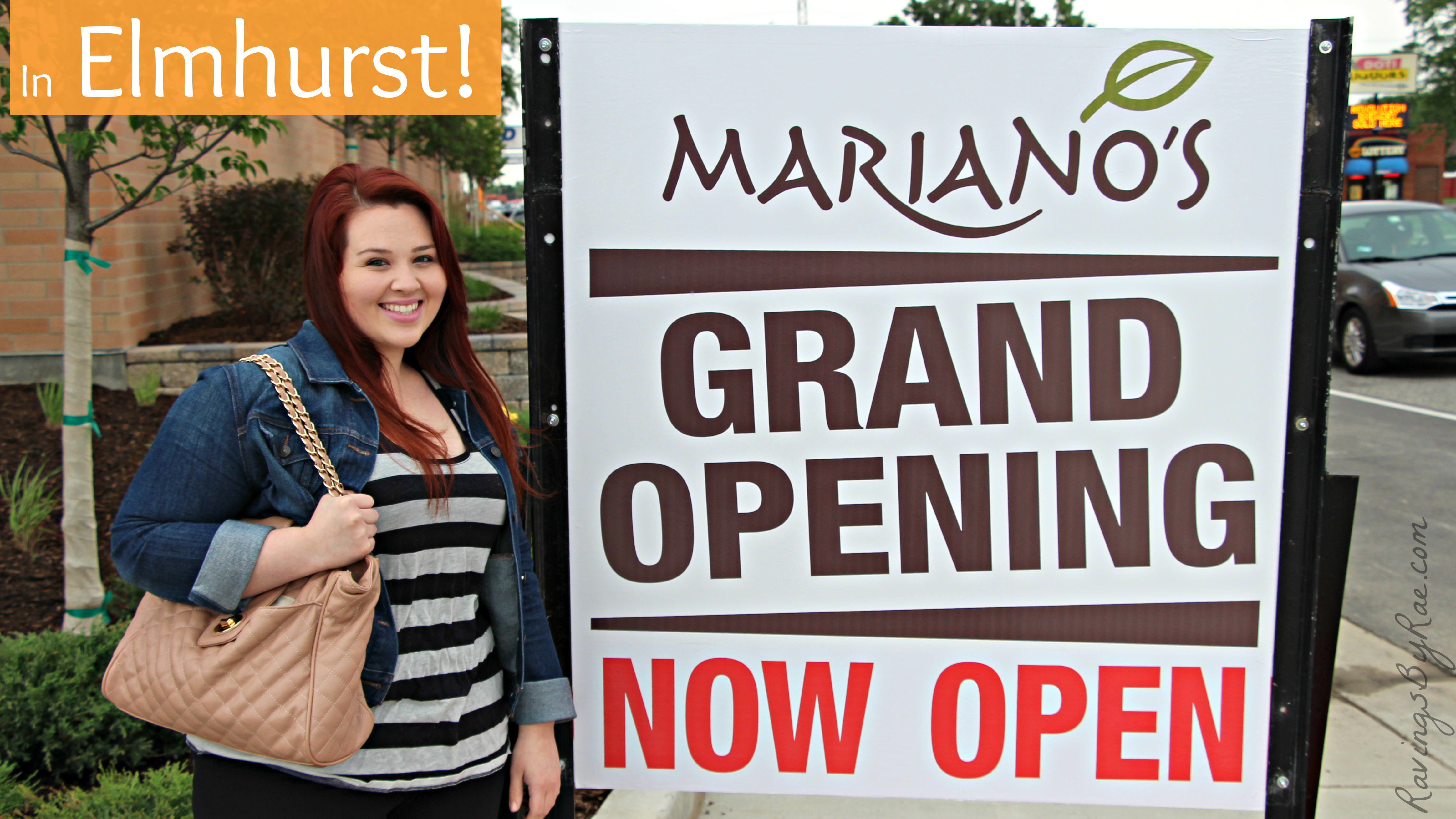 Mariano's Grand Opening In Elmhurst #MyMarianos