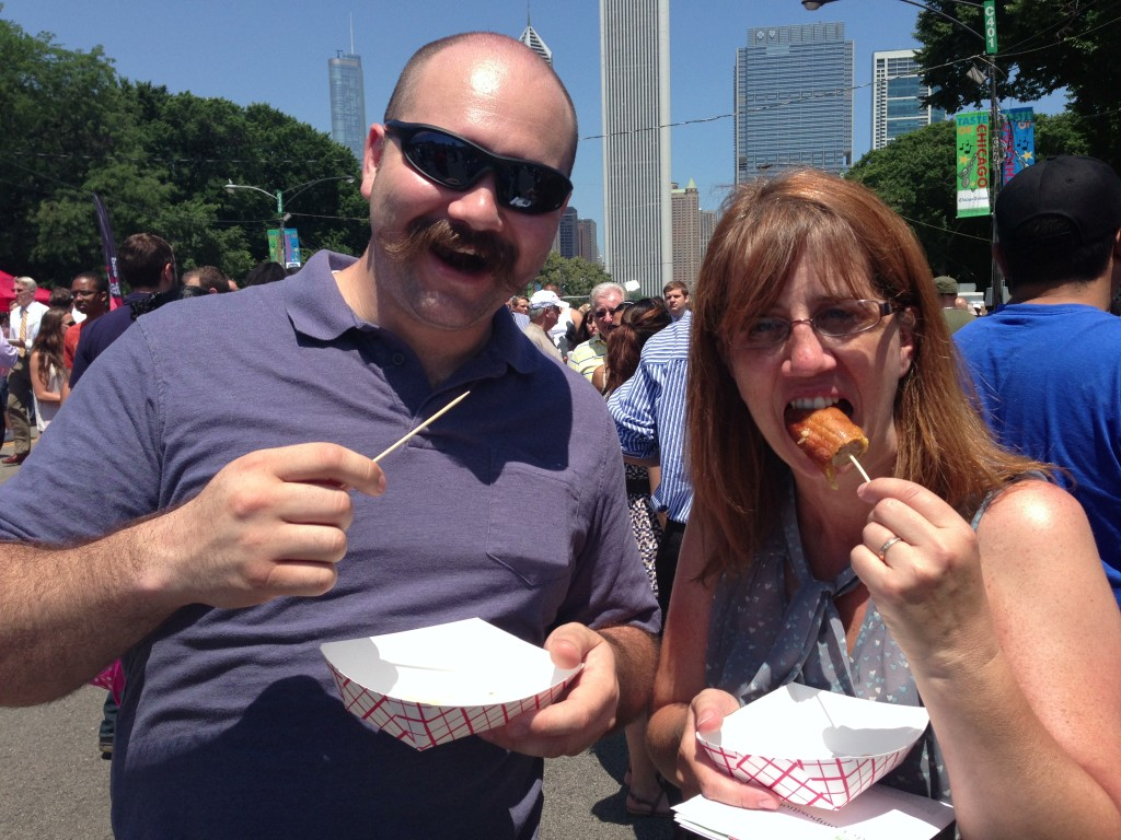 The Taste of Chicago 2013 Recap