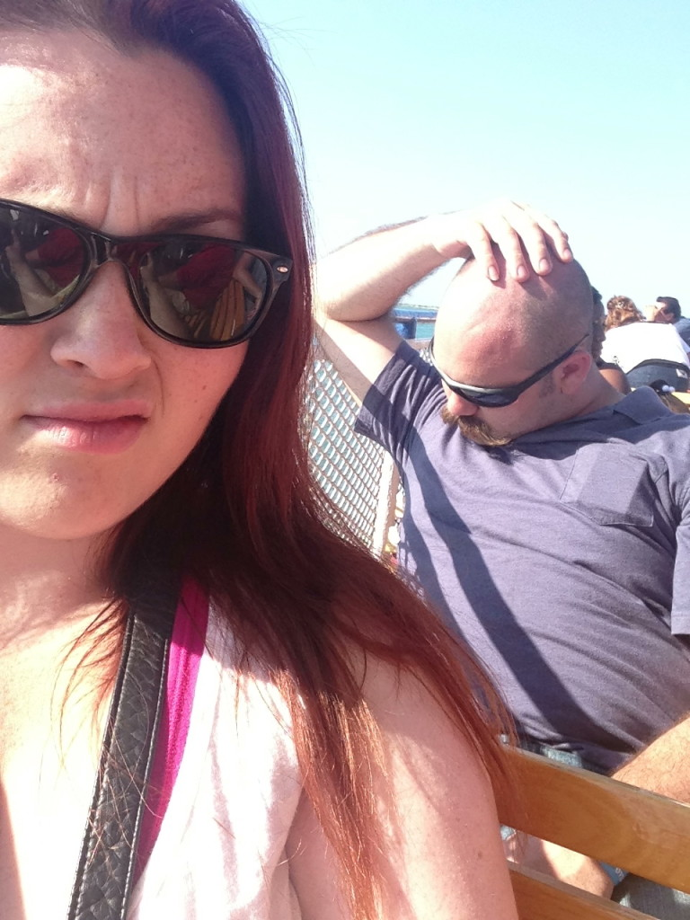 Don't take the boat tour. It's soooo boring. My brother even fell asleep. But the beers are only $5 on the boat!