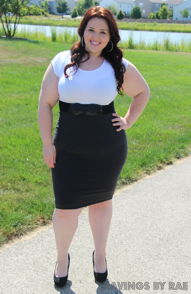 Plus Size OOTD Killer Curves 2