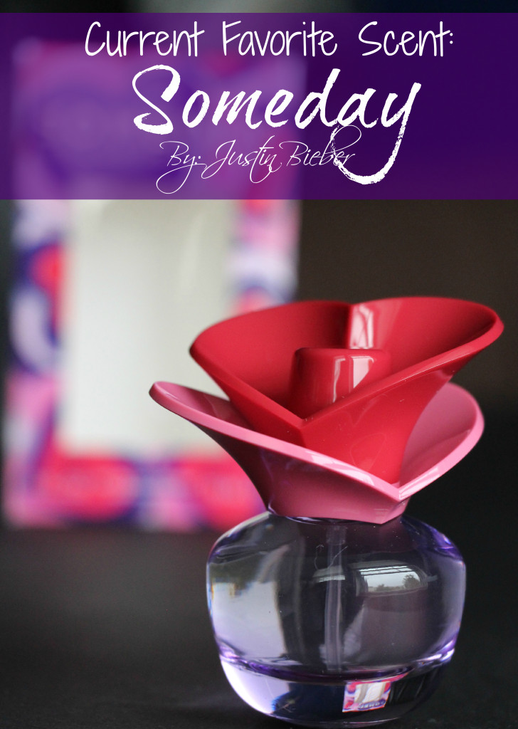 Current Favorite Perfume Justin Bieber's Someday #Shop