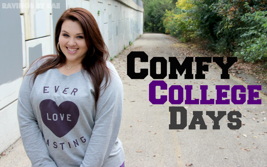 Plus Size OOTD Comfy College Days 8
