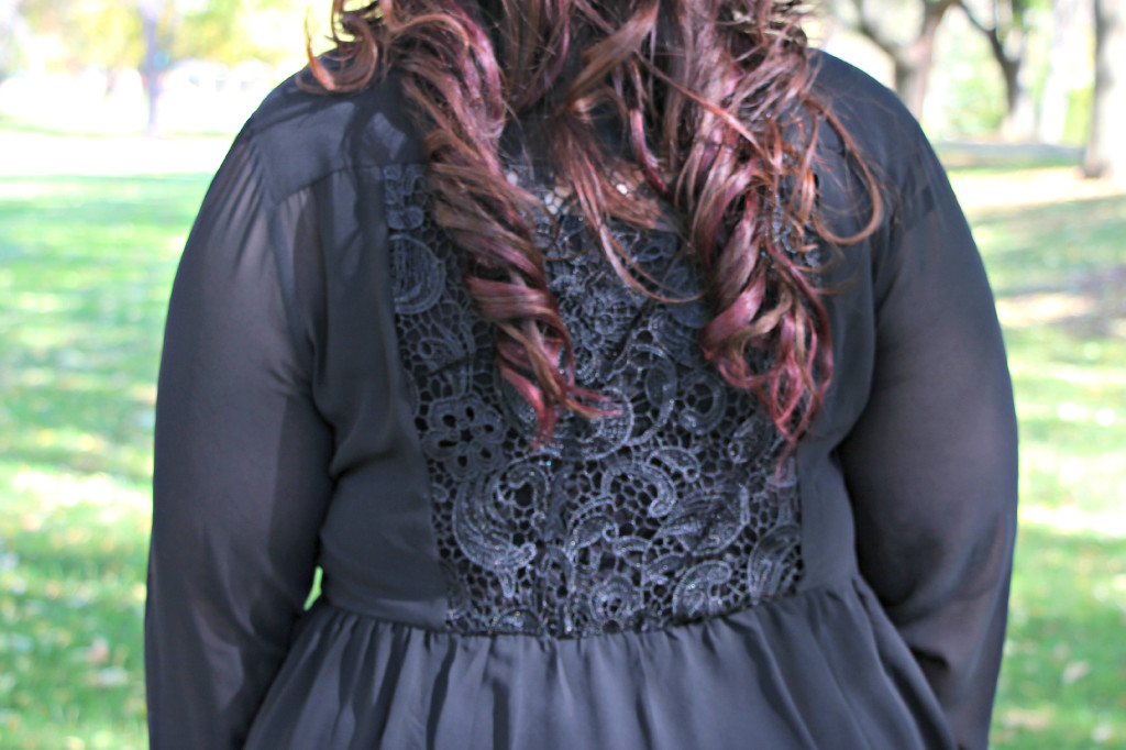 Plus Size OOTD Dark Romance 13