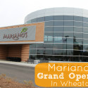 Mariano's in Wheaton Grand Opening #shop