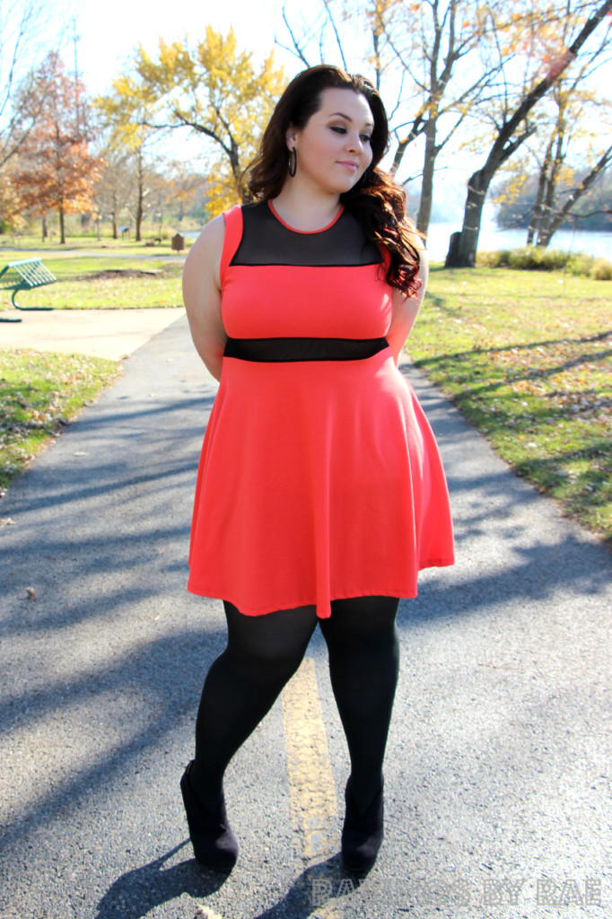 Plus Size OOTD Summer to Fall Dresses 2