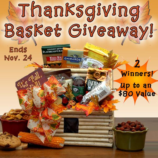aa_thanksgiving ... & Thanksgiving Gift Basket Giveaway! [[2 winners]] - Sarah Rae Vargas