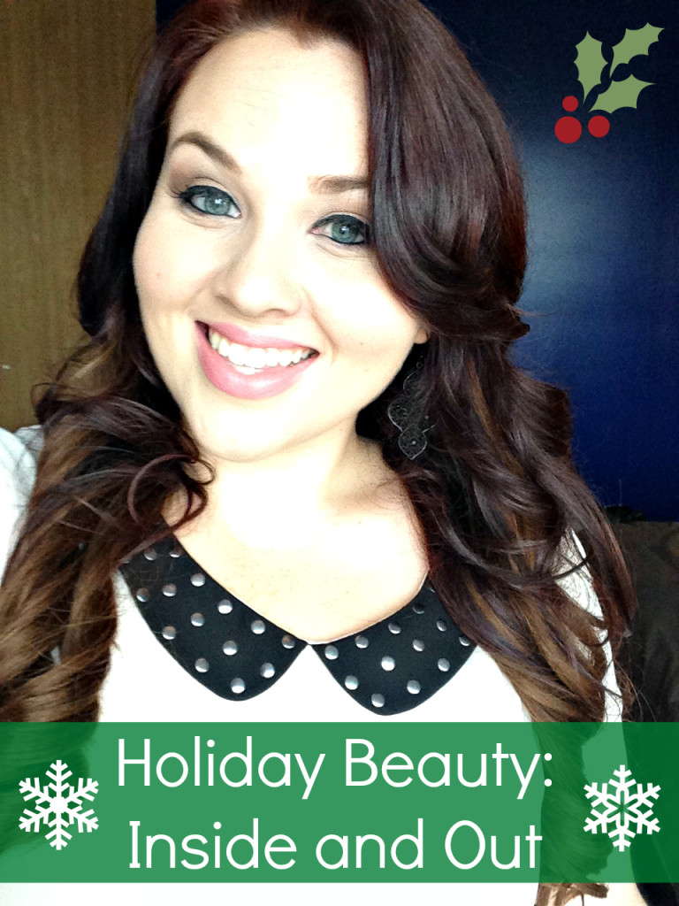 Holiday Beauty Inside and Out 5