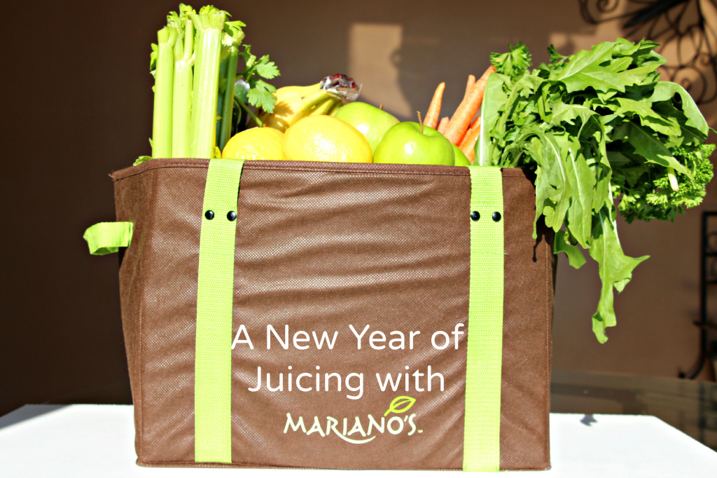 IMG_6073A New Year of Juicing with Mariano's #shop