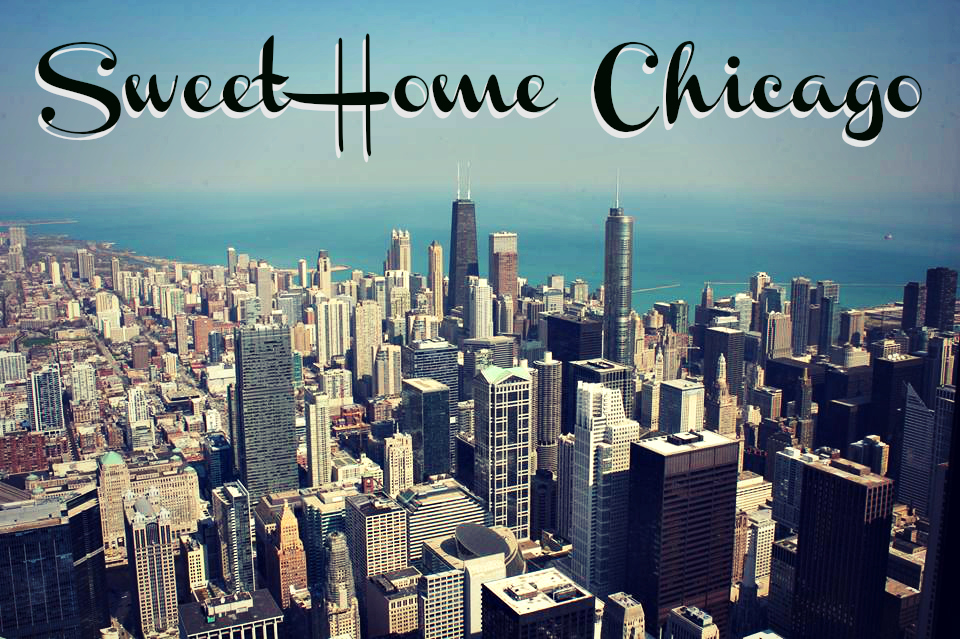 Sweet Home Chicago #LoveThisCity #shop
