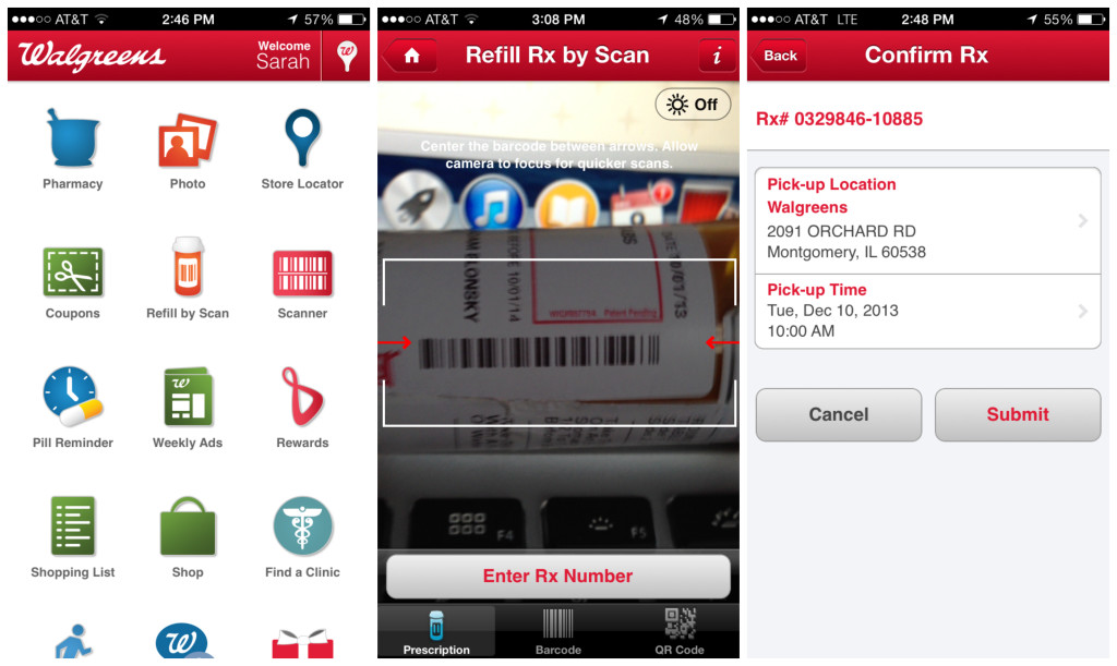 Walgreens Mobile App + Hypothyroidism #shop 2