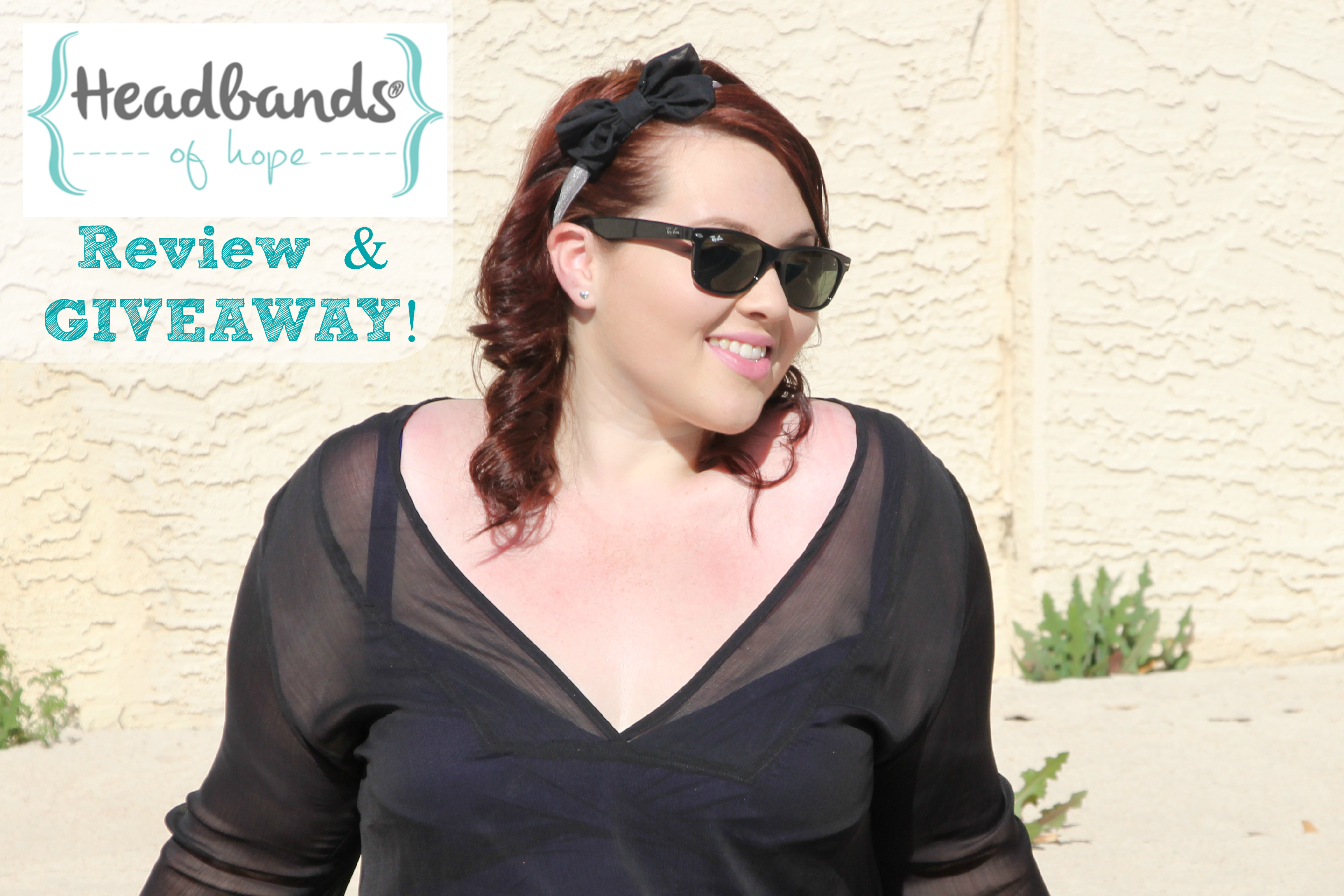 Headbands of Hope Review & Giveaway #WearHope
