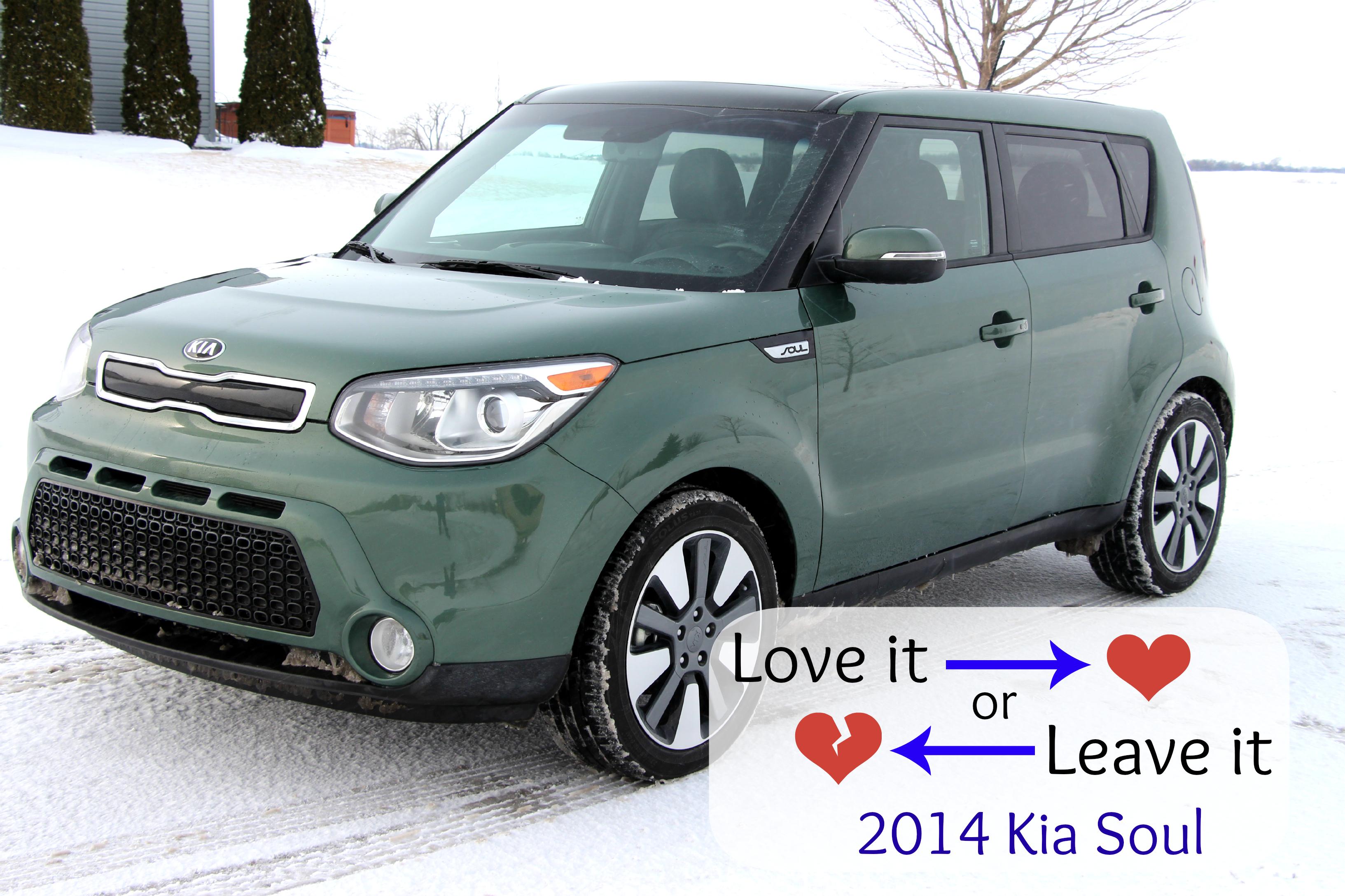 Love It Or Leave It 2014 KIA Soul