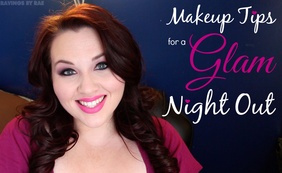 Makeup Tips for a Glam Night Out #shop