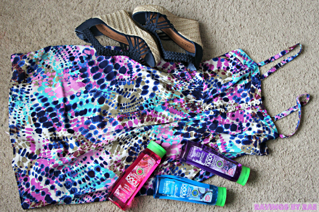 OOTD My Daily Escape #HerbalEssences4Body