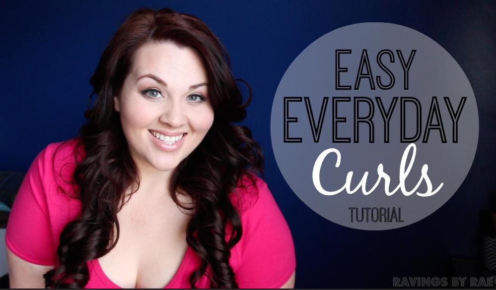 Tutorial: Everyday Curls