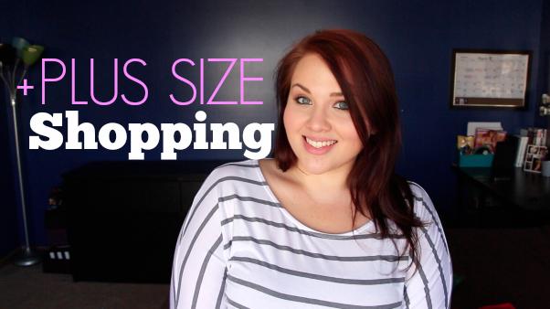Plus Size Shopping