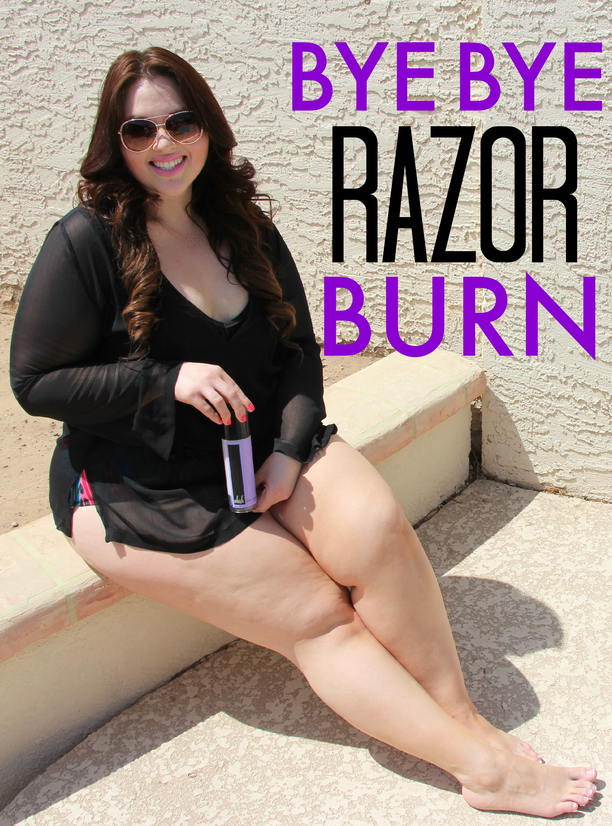 Bye-Bye Razor Burn! [Whish Shave Cream Review]