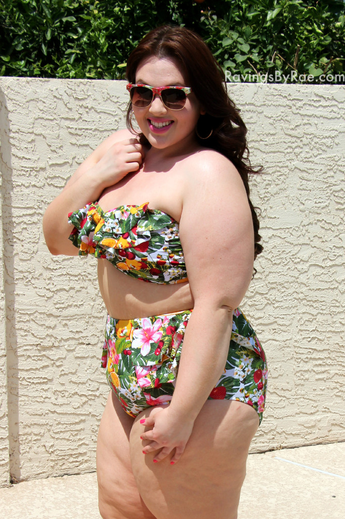Plus Size Swimwear LookBook 3