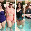 Plus Size Swimwear Lookbook