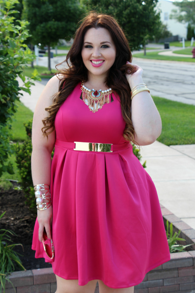 plus size party dresses lookbook sarah rae vargas. Black Bedroom Furniture Sets. Home Design Ideas