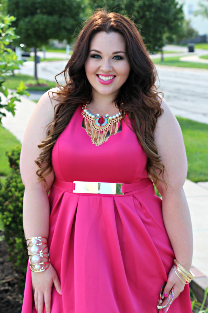 Plus Size Party Dresses Lookbook Sarah Rae Vargas