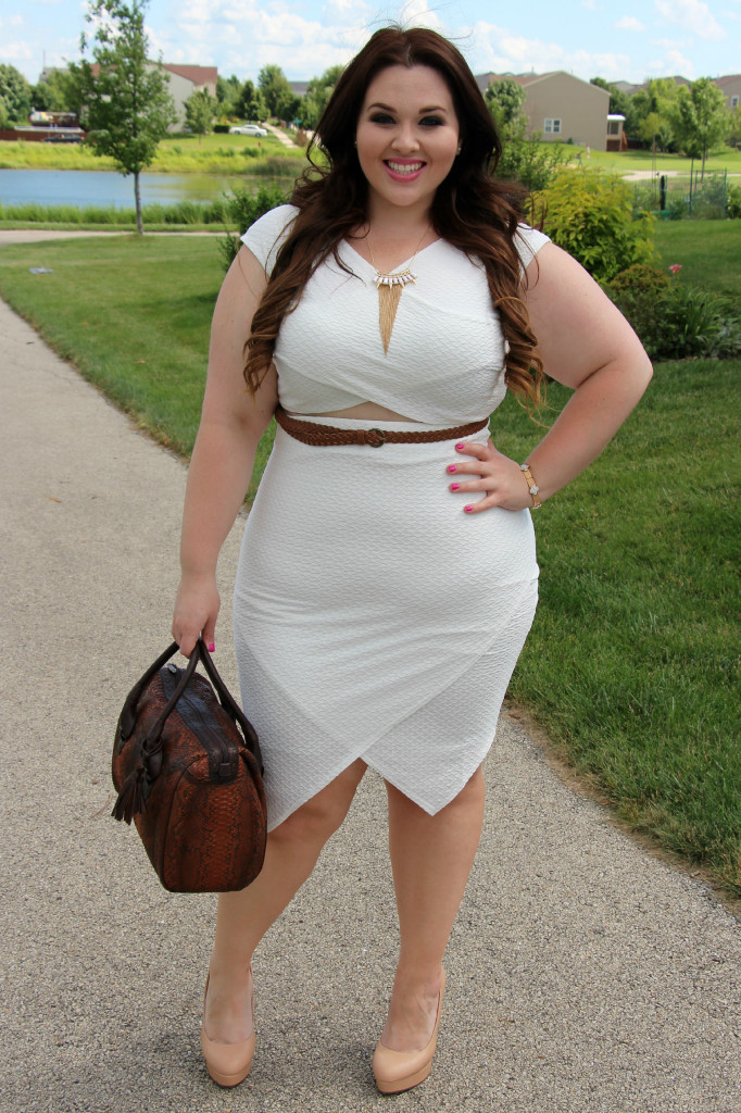 plus size clothes peplum