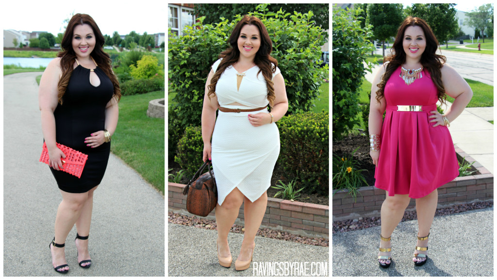 Plus Size Fashion Lookbook up with Fashion To Figure