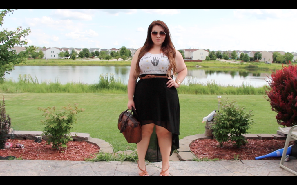 Plus Size Fashion Summer Lookbook