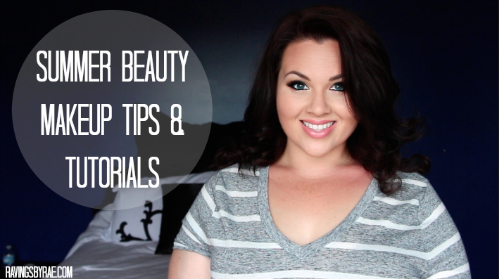 Summer Beauty Makeup Tips [Video Tutorial] #WalgreensBeauty #shop