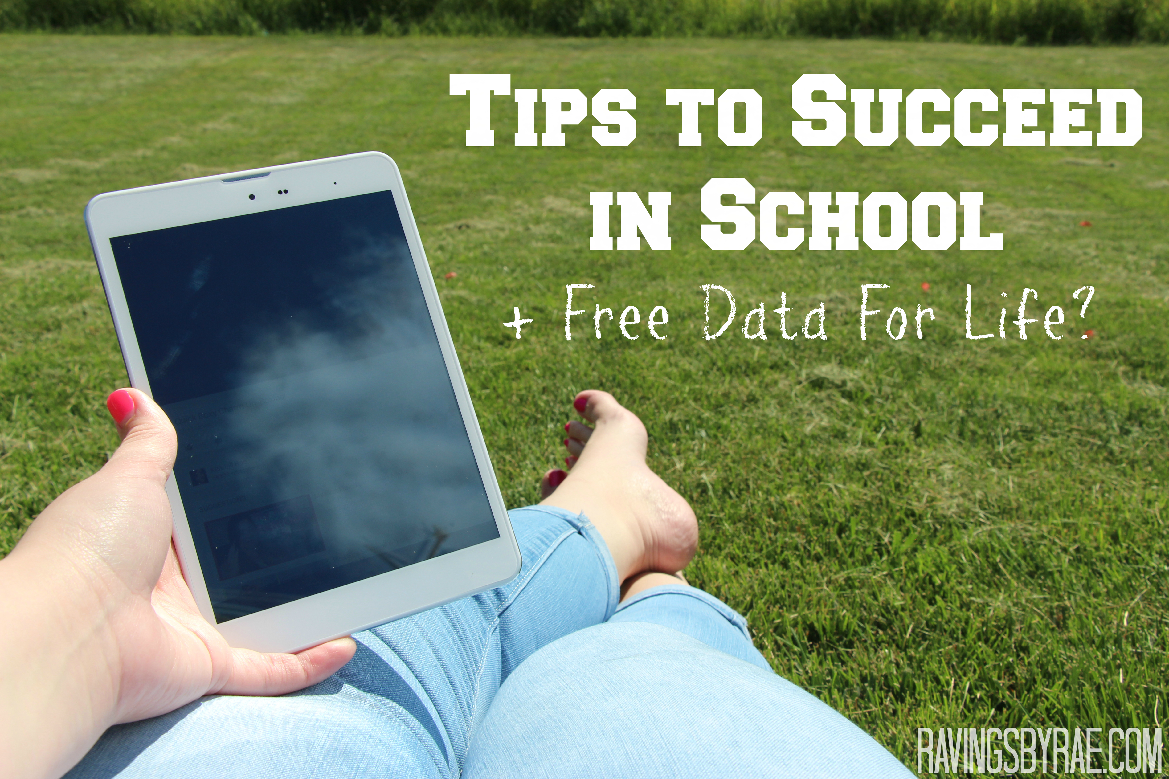 Tips To Succeed in School & My New T-Mobile 4G Tablet #shop 2