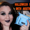 Halloween Makeup Tutorials with Neutrogena [Witch & Mermaid] #NeutrogenaFaceOff #ad