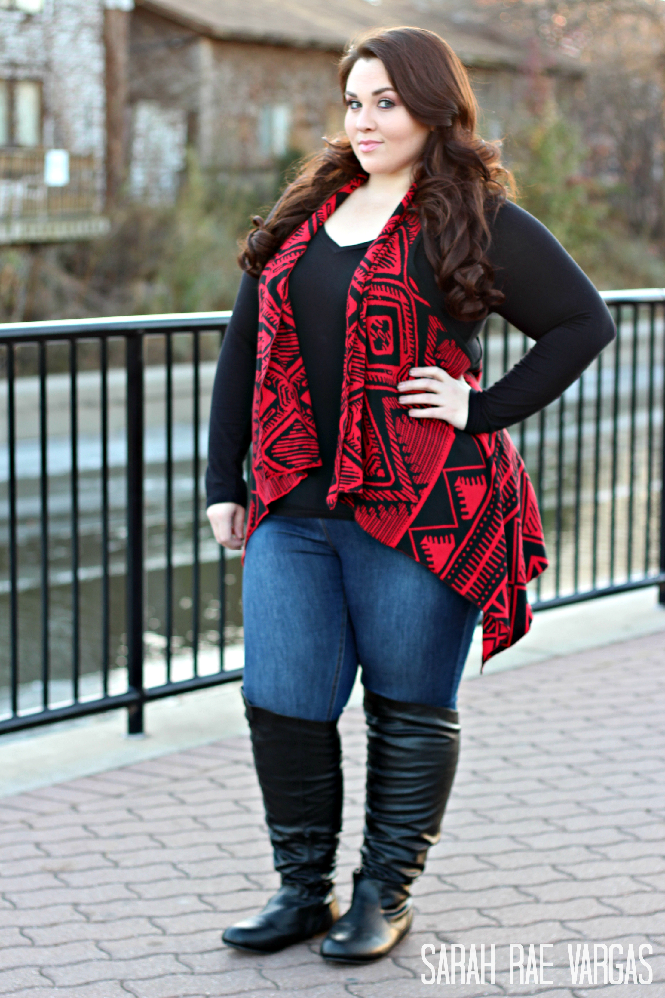 My Top Plus Sized Bloggers: Sarah Rae Vargas Blogger