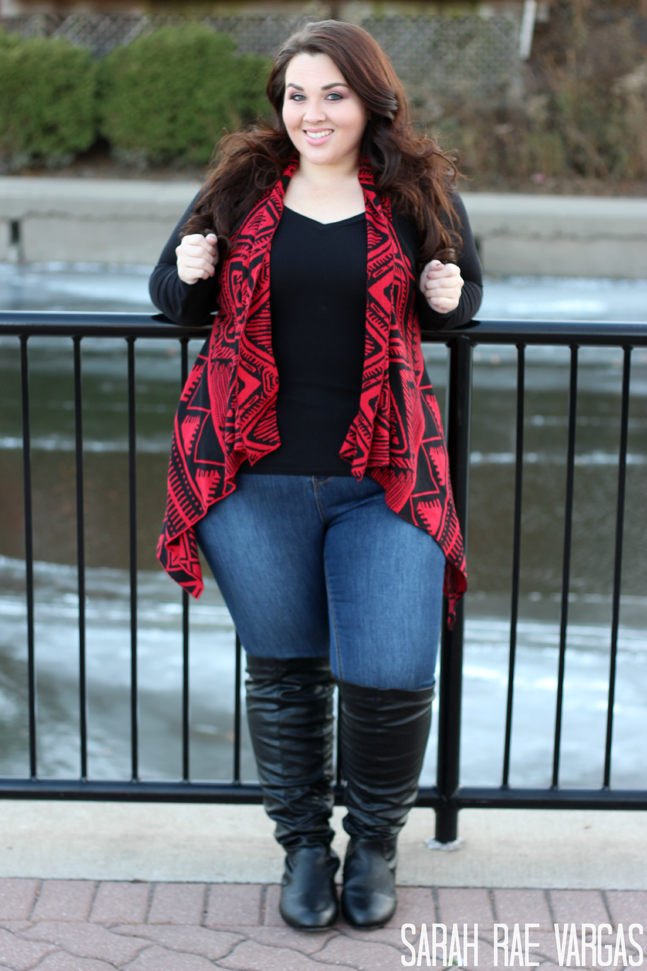 My Top Plus Sized Bloggers: Sarah Rae Vargas Blogger ...