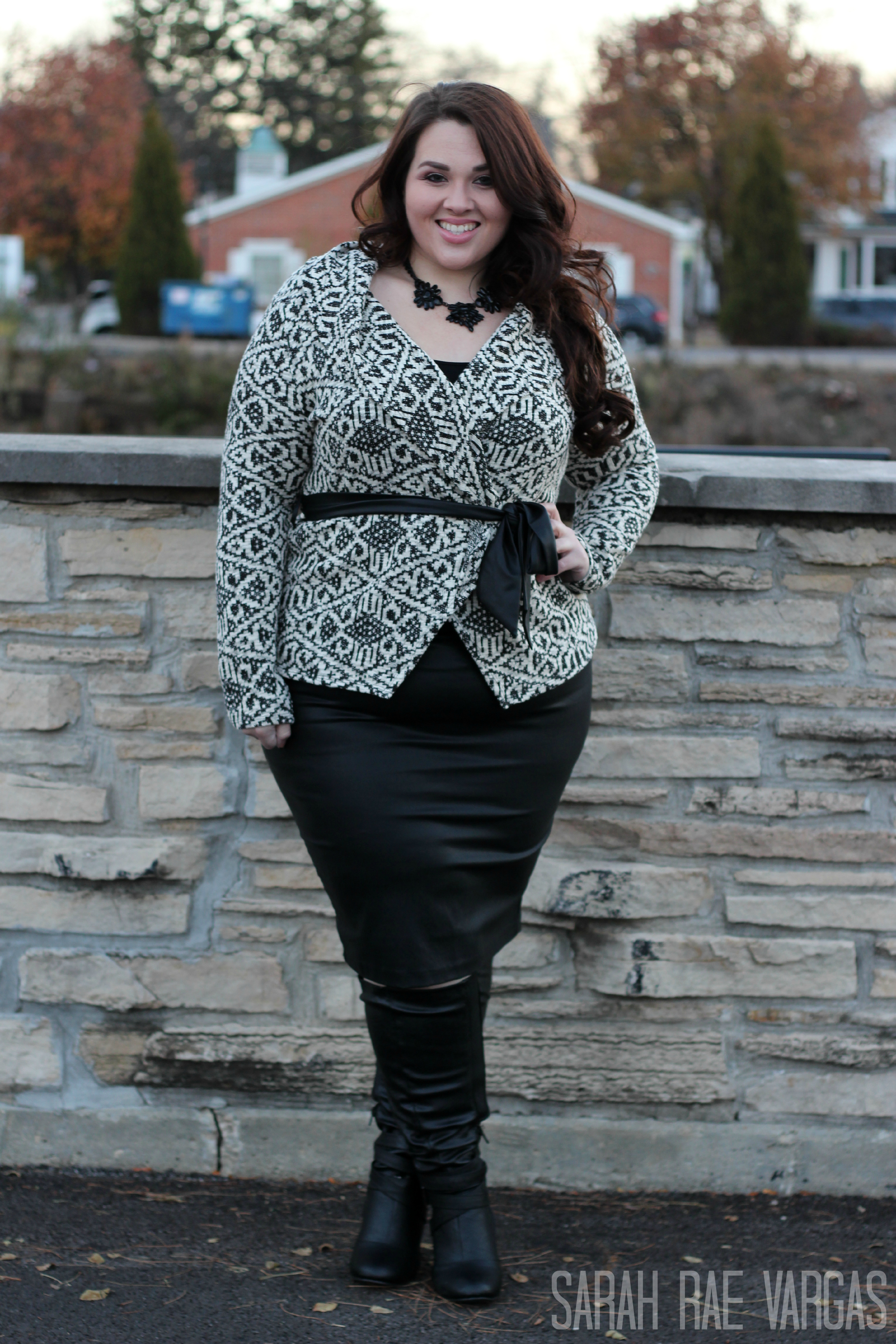 My Top Plus Sized Bloggers Sarah Rae Vargas Blogger
