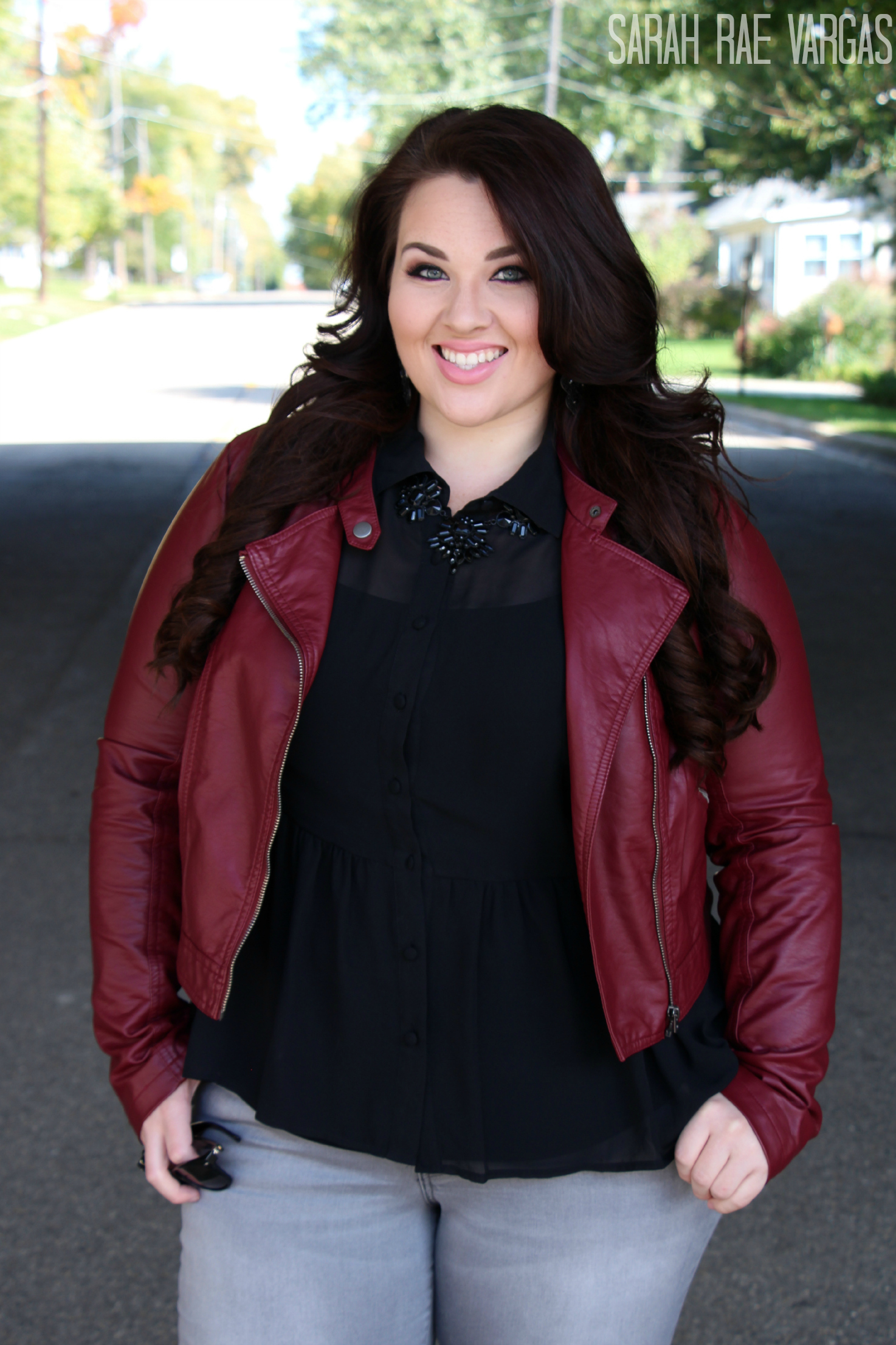 professional website special discount of coupon code Back To Burgundy | Plus Size Fashion | - Sarah Rae Vargas