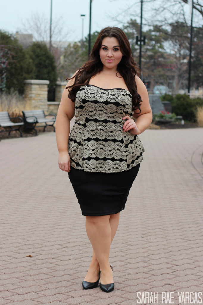 Holiday Lookbook 2014 Giveaway Plus Size Fashion