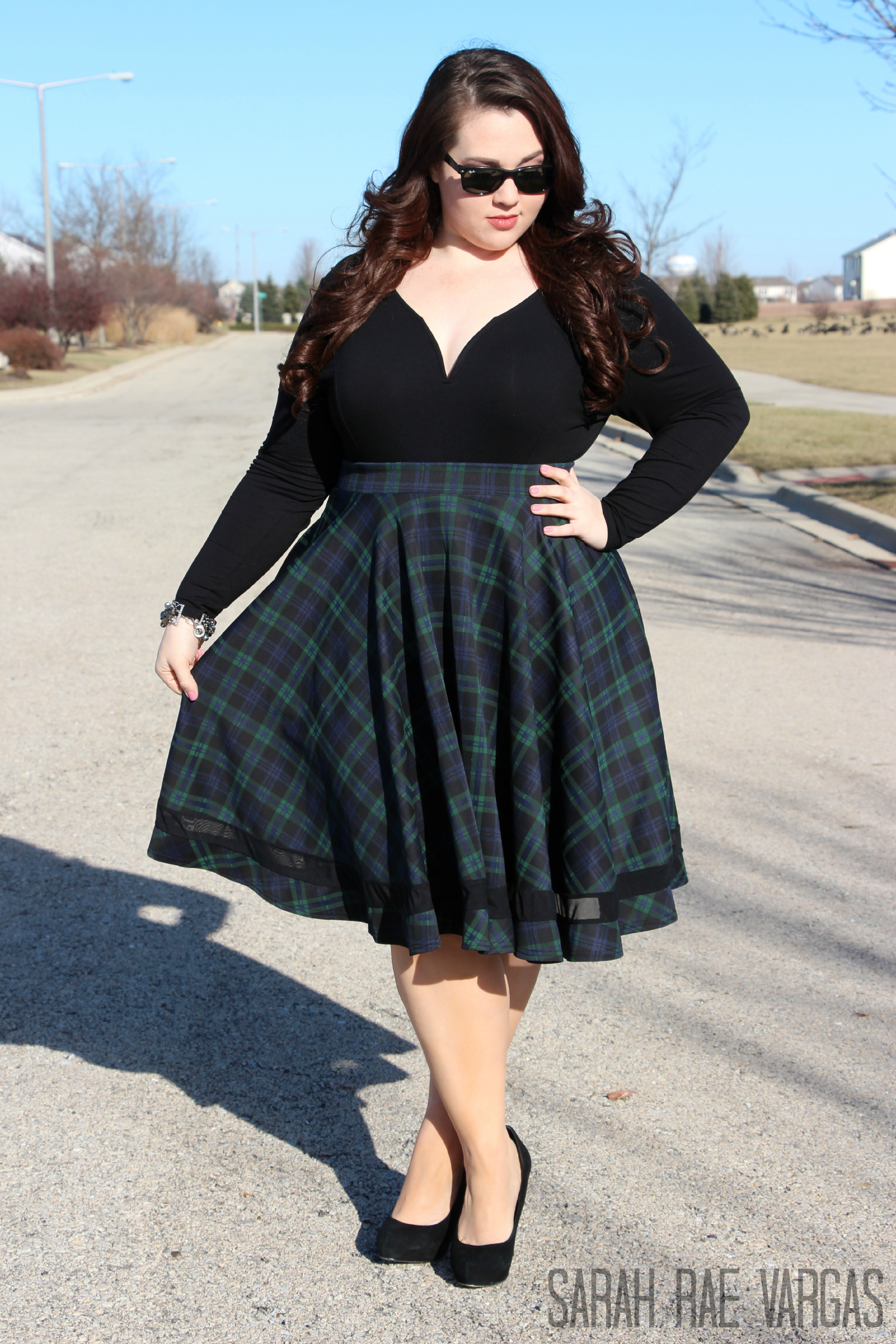 Winter Fashion In Missguided Plus Size Fashion Sarah Rae Vargas