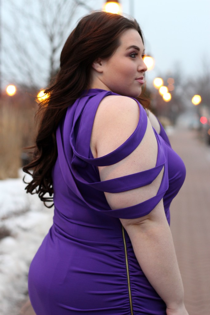 Valentine's Day In Monif C | Plus Size Fashion |
