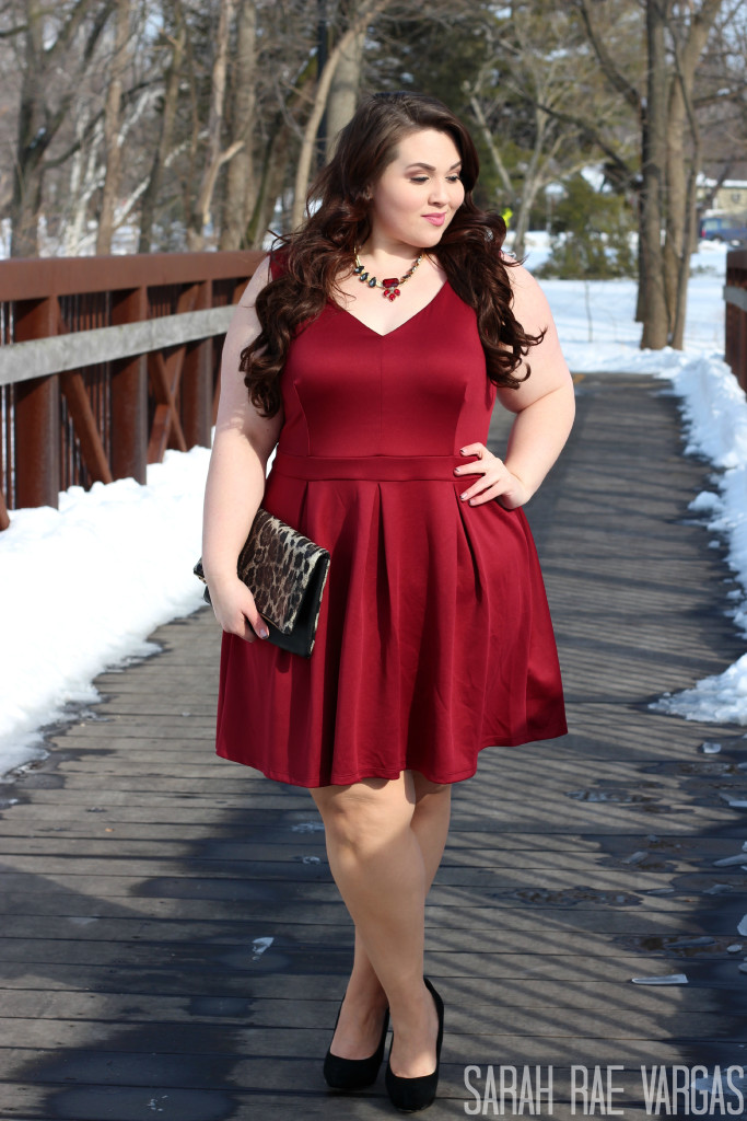 Valentine's Day in Fashion To Figure | Plus Size Fashion |