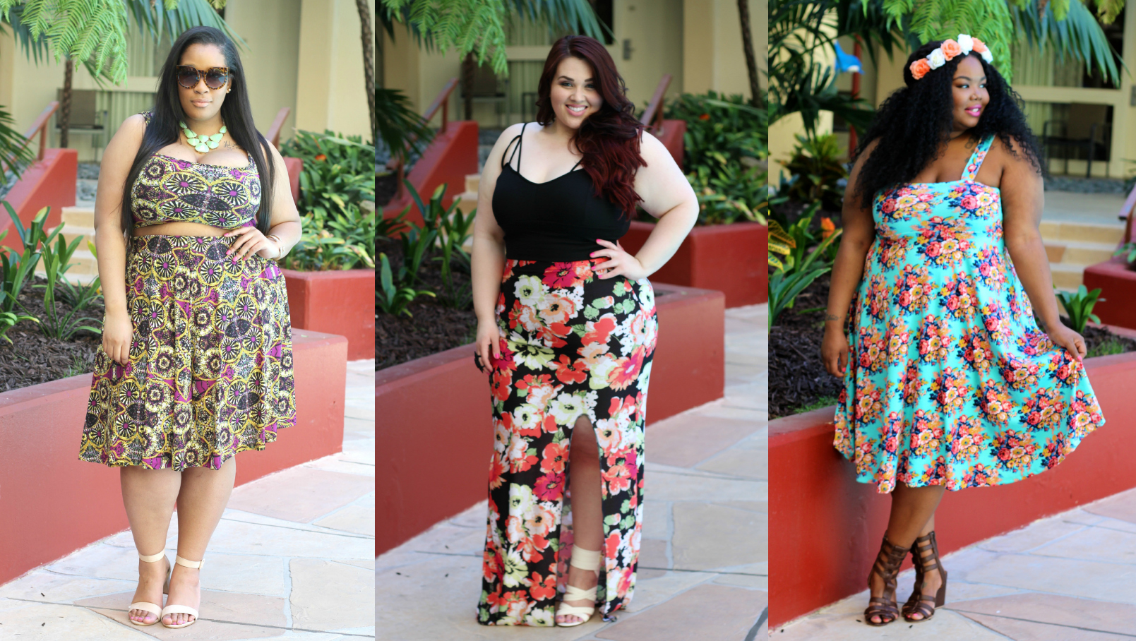 Spring Lookbook x Rebdolls Plus Size Fashion