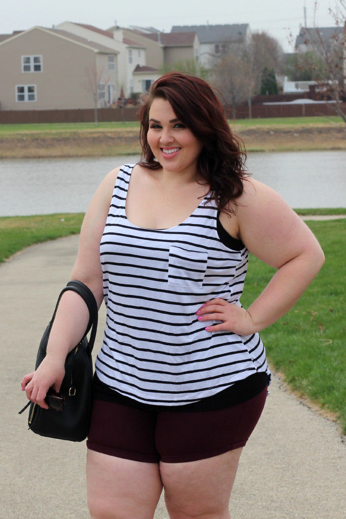 Classic & Casual in Charlotte Russe+ |Plus Size Fashion|